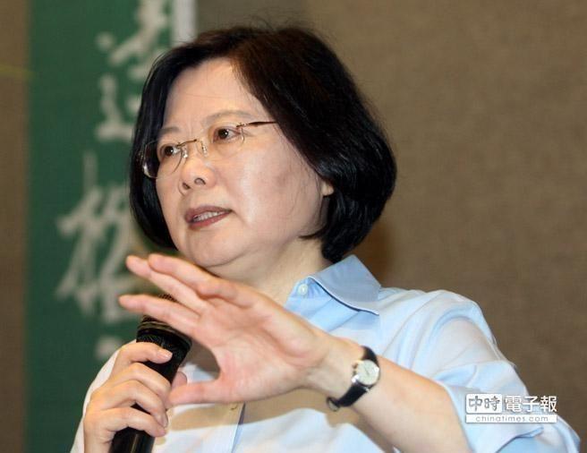 许信良吁蔡英文选党主席 苏贞昌谢长廷回应