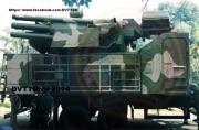 俄铠甲S1弹炮合一武器惊现越南