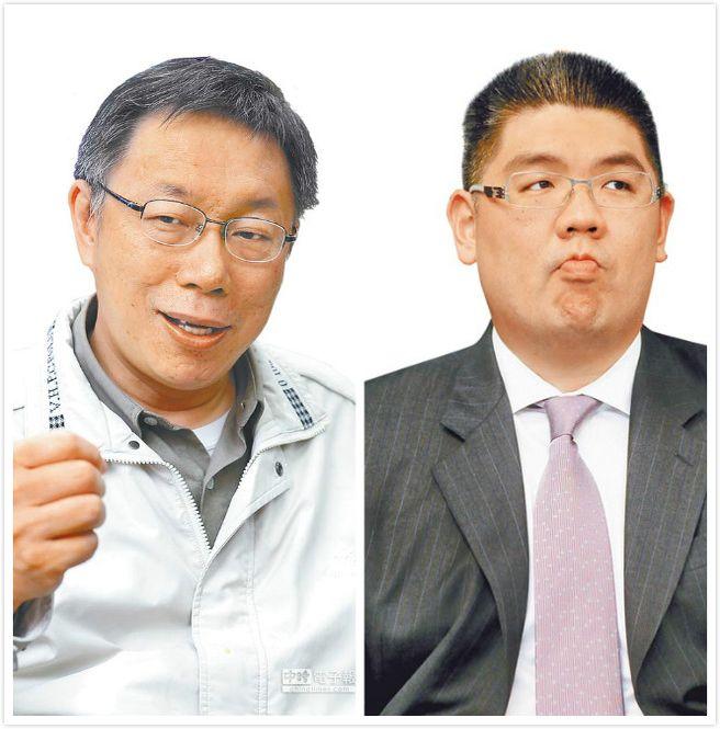 连胜文或在24日召开记者会宣布参选台北市长