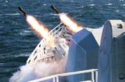 中国海军051老舰出马凶猛猎潜