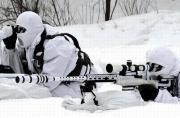 韩军部队冬季作战装备彰显专业