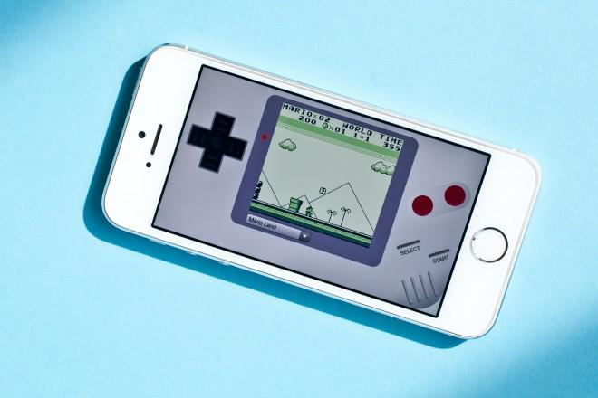 GameBoy经典游戏模拟器现身iPhone浏览器