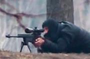 乌克兰出动狙击手对付示威者