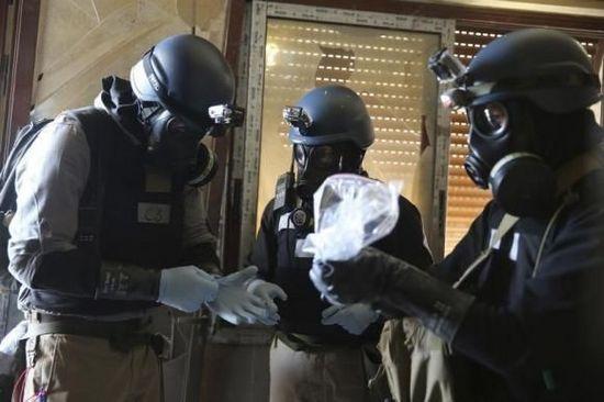 叙利亚提交化武运输新计划 为期100天