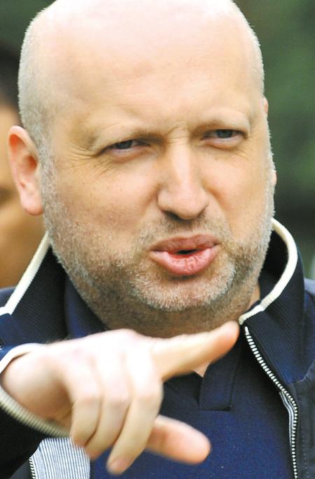 乌克兰议会决定由图尔奇诺夫暂时履行总统职责