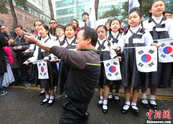 """韩政府谴责日本挑衅""""独岛"""" 否认侵略历史"""