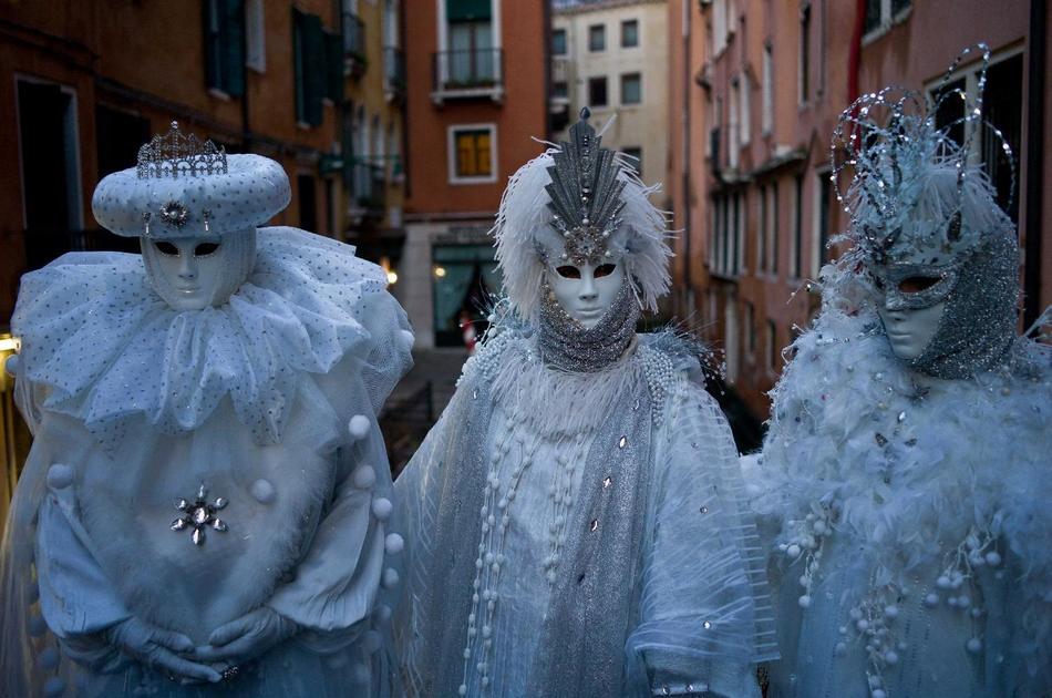 威尼斯/假面盛典:威尼斯面具狂欢节(20/30)