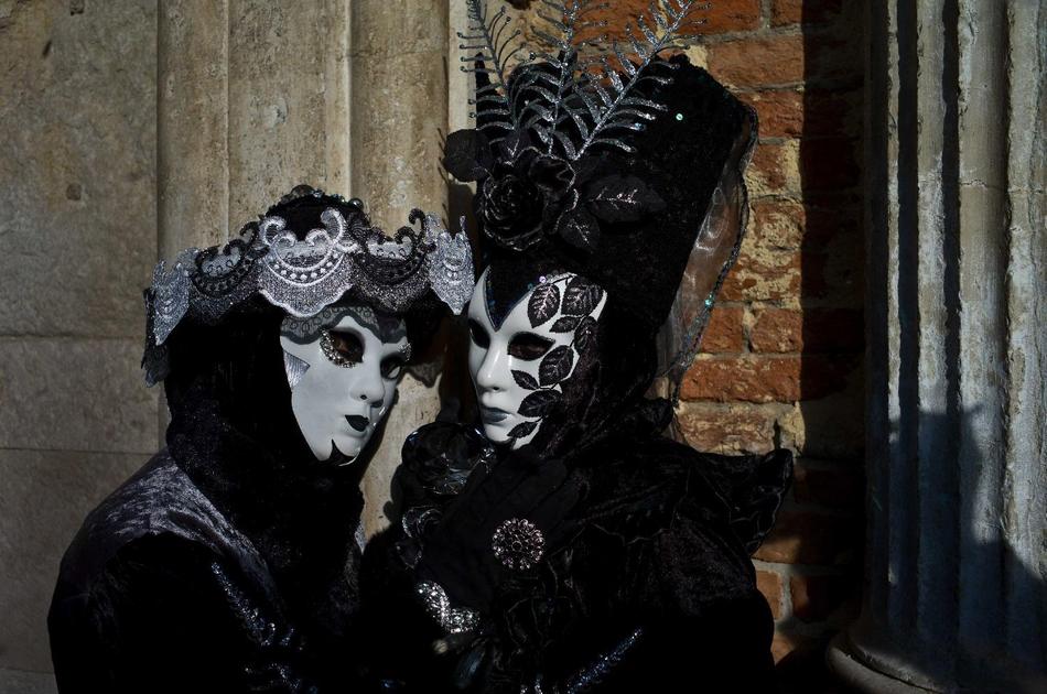 威尼斯/假面盛典:威尼斯面具狂欢节(25/30)