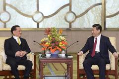 张志军:习近平对台论述体现对台湾同胞真挚情感