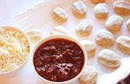 """盘点世界各地的""""饺子""""埃塞俄比亚饺子像面团"""