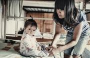 纪实摄影:洪都拉斯小妈妈