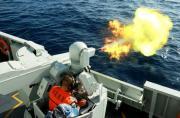 056舰科幻副舰炮一展凶猛火力