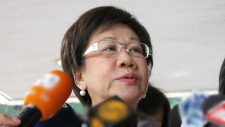 吕秀莲:我若去中国大陆18次一定被绿营打死