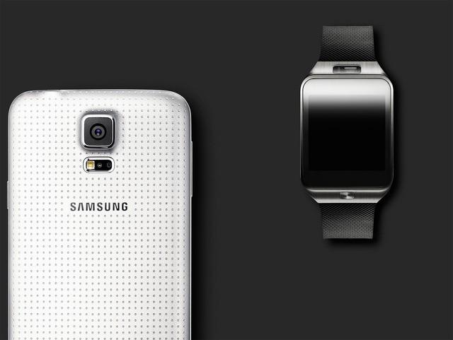 三星全新发布Galaxy S5