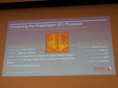 高通64位八核晶片组现身MWC