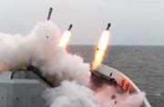 两艘054A舰同时出击对海猛轰