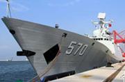 第2艘化武护航054A舰最新动向