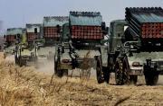 俄军集结15万人在俄乌边境军演