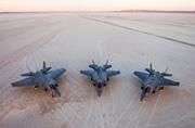 F-35战机三个型号照全家福