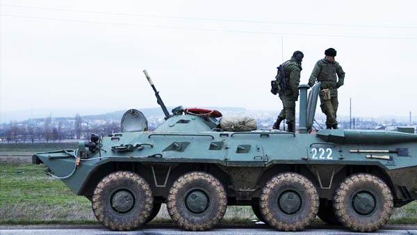 社评:美欧的口炮难敌俄罗斯真坦克