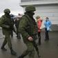 乌克兰宣布全国战争总动员