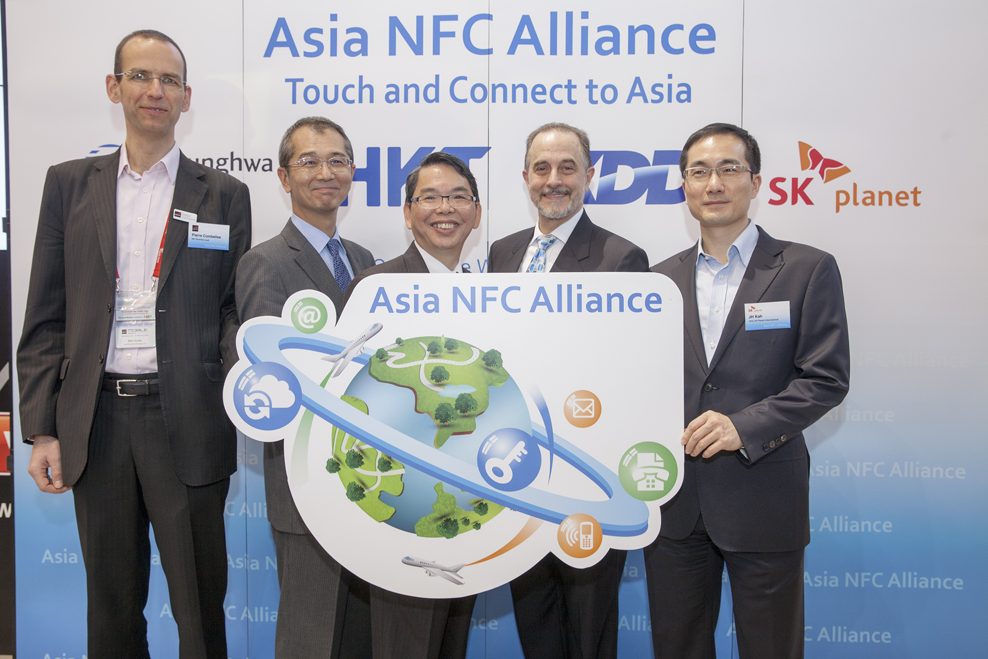 Asian Telecom Operators Form Asia NFC Alliance