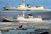 我东海舰队连续两日穿第一岛链
