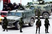 俄军正强攻克里米亚乌方军营?
