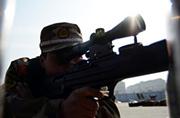 揭秘武警狙击手的集训生活
