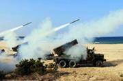韩军边境猛射火箭弹回应朝鲜?