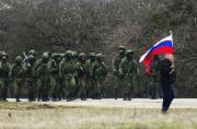 """""""带路党""""在乌克兰给俄军指路"""