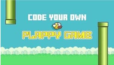 《Flappy Bird》被收录进编程初学者教材