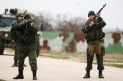 乌军欲夺回基地遭俄军开枪警告