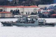 """乌""""叛逃""""俄罗斯军舰进入黑海"""