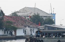 印尼一弹药库爆炸致1人死亡