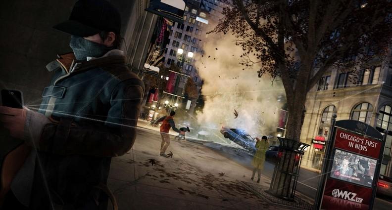 《看门狗》确认5月27日发布  Wii U版发售时间待定