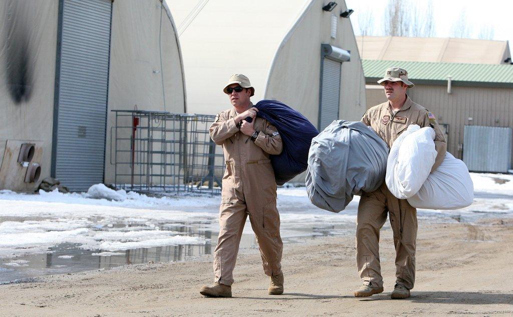 美军开始撤离驻吉尔吉斯斯坦空军基地