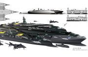 环球未来航母设计大赛奖项揭晓