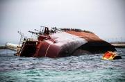 俄凿沉巡洋舰堵住乌克兰海军