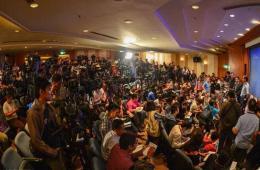 全球媒体聚焦马航客机失联事件