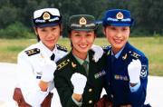 三八妇女节特辑:中国女兵不再是文艺兵和护士