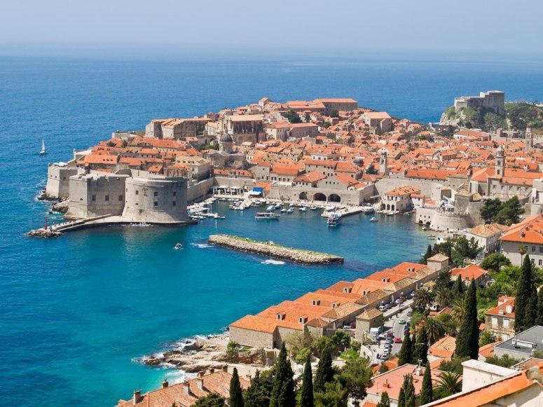 旅游胜地:带你领略风景如画全球10大最美的港口(组图)