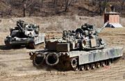 美韩大动作聚集7千多兵力军演