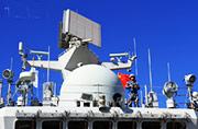 解放军054A舰在地中海很活跃