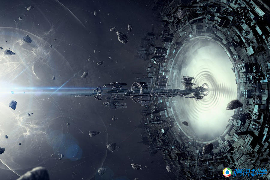 广义相对论基础_组图:经典科幻电影中的虫洞与时空旅行_科技_环球网