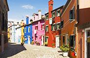 身处世界上十处色彩斑斓的旅游目的地