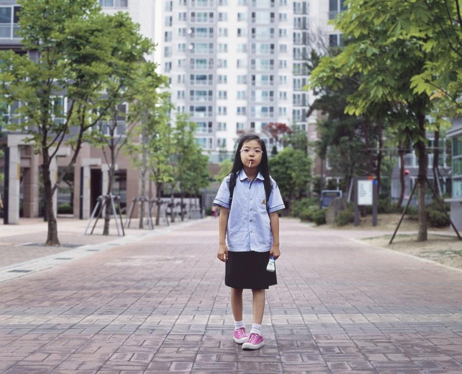 韩国/摄影师记录韩国小萝莉的成长时光(35/35)