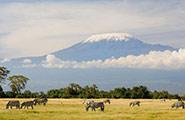 世界上最著名九座休眠火山 乞力马扎罗山在列