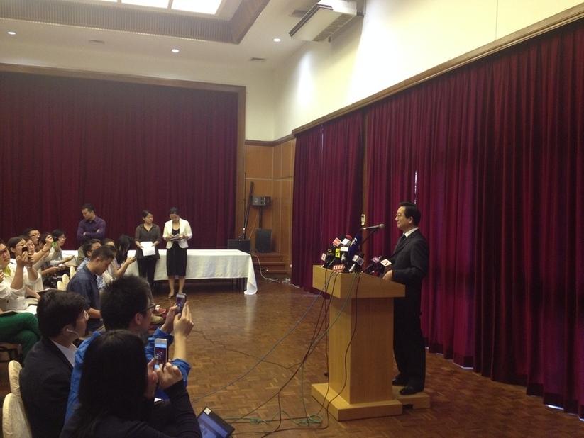 中方:中国乘客嫌疑已排除 很多信息不宜公开