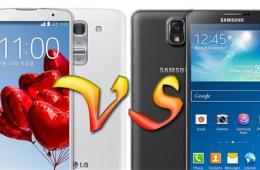 偏爱哪一款?LG G Pro 2对决三星Galaxy Note 3
